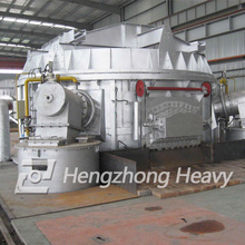 aluminium melting furnace large capacity