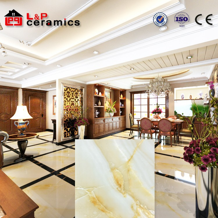 marble look polished glazed tiles tanzania made in Foshan