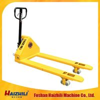 High Lift Hydraulic Hand Pallet Truck, container reach stacker