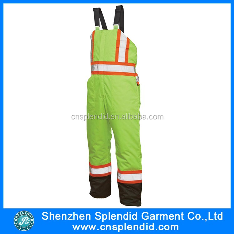 Custom worker cheap reflective jumpsuits for summer