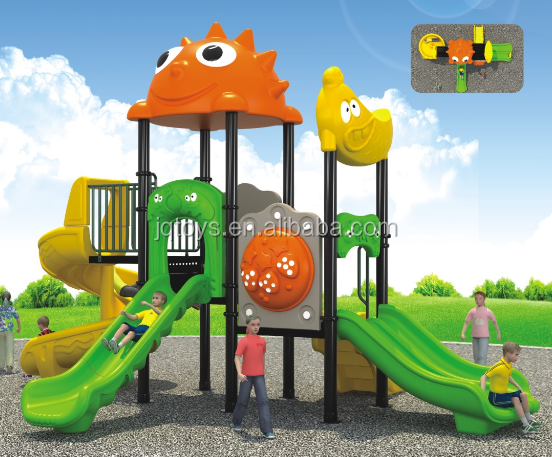 JQ Outside Playground Equipment Playground For Sale