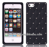 2013 hot sell cheap silicone case cover for iphone5 5s 5c