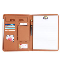 Factory bulk supply multi-function b5 a4 cardboard portfolio folder with tablet phone case