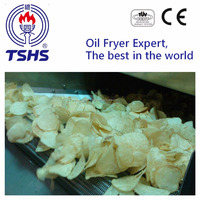 New Products 2016 Industrial Automatic Sweet Potato Chips Cutting Machine