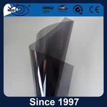 Heat control privacy solar dyed glass heat reduction solar window film