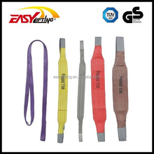 1-10T Various Color Polyester Lifting Sling,webbing sling