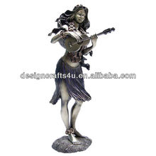 Sexy Dancing Hula Girl Figurine
