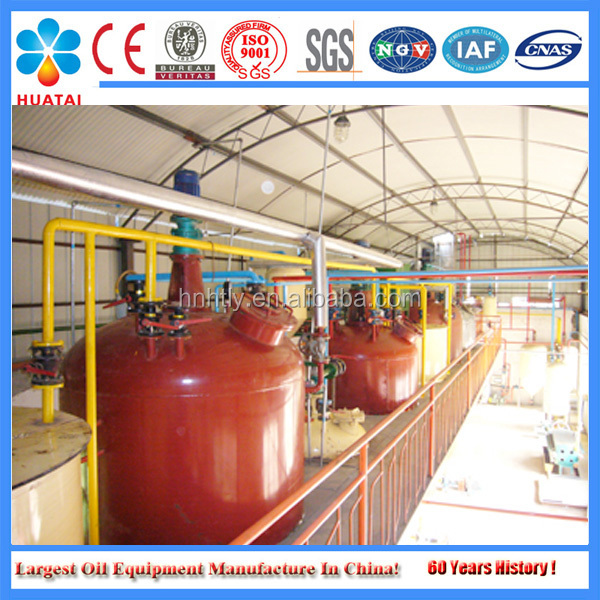 Competitive price equipment for making machinery biodiesel
