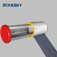 solar collector,evacuated tubes solar water heater,non pressure solar hot water