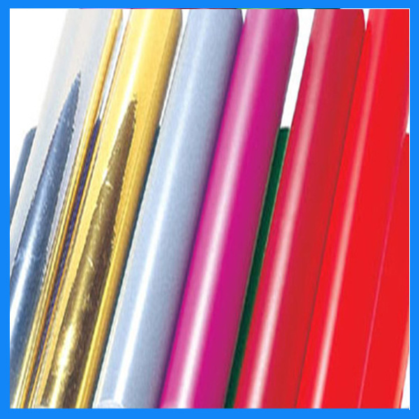 PVC Material and Sublimation Transfer Type film viny