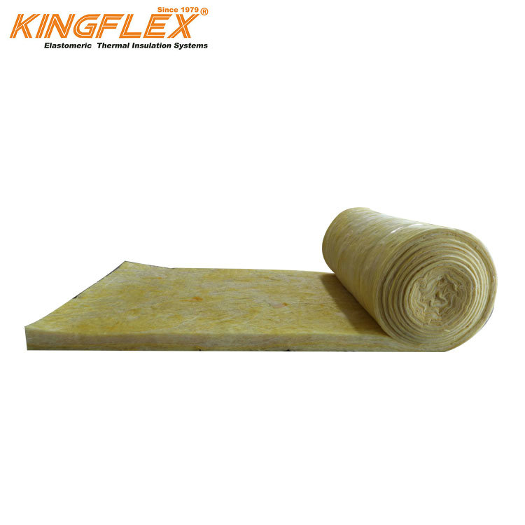 Glass wool/fiber glass wool insulation/glasswool roof thermal Construction materials