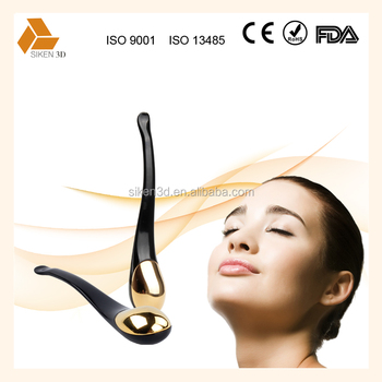 Siken 3D mini facial and eye massager spoon shape SKB-1302