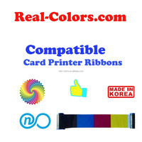 Compatible Ribbon Card Printer