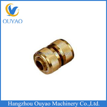 "3/4"" brass hose mender/quick connect garden hose connector"