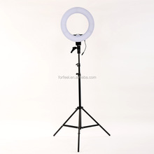 "Photo Studio 12"" Ring Light LED Video Light Lamp Digital Photographic 35W 5500K with 240 LED Lights"