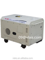 double- cylinder factory price electric start 12kva diesel generator