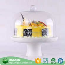 Supply all kinds of cake tray display stand pretty fruit trays