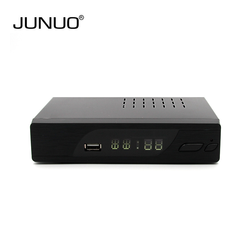 JUNUO High Quality Remote Control Dvb T2 Receiver for LED TV