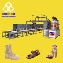 Double Color PU Shoe Sole Making Machine JL-298
