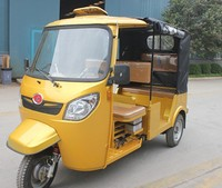 zongshen motor /3 Wheel Motorcycle/ for Passenger with waterproof / motor vehicle taxi
