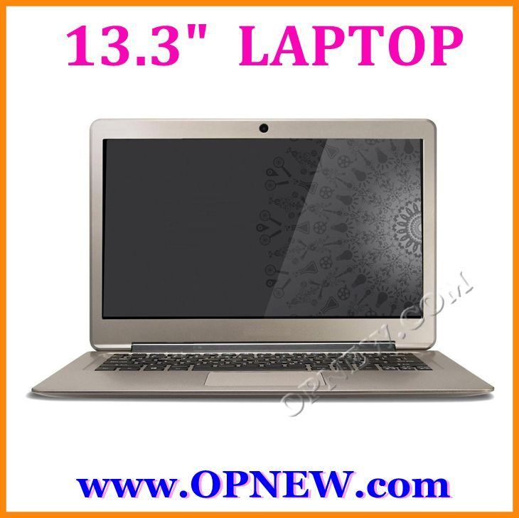"Cheap 13"" Netbook dual core Laptop computer Notebook wm8880 cpu 1.52Ghz with Bluetooth RJ45 port HDM 1GB DDRII 16GB Nandflash"