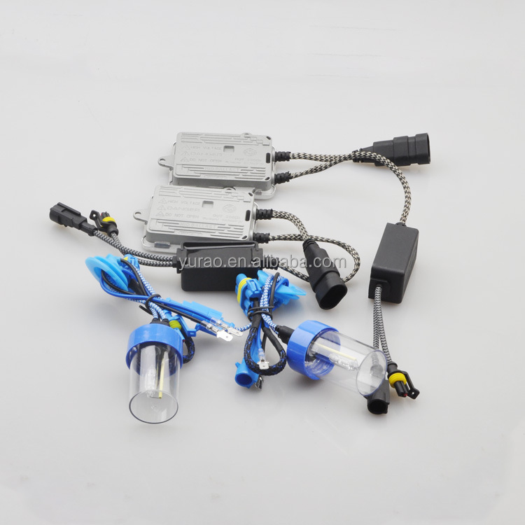 China Factory OEM H8 H9 H11 6000K One Second Start Hid Xenon Conversion Kit 2017