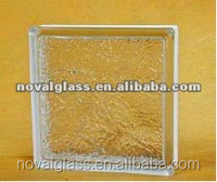 2 inch small bricks glass block size for wholesale with good price
