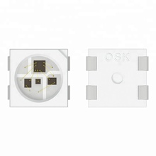 New product 0.1W sk6805MICRO <strong>rgb</strong> SMD2427 led chip light