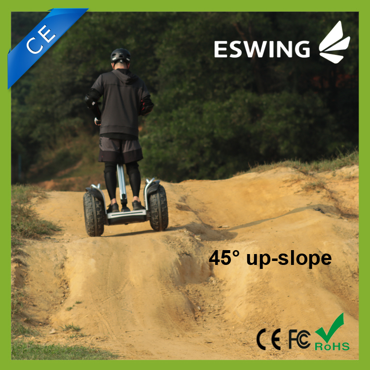 19 inch Waterproof Self-balancing 2 Wheel Mobility Scooter