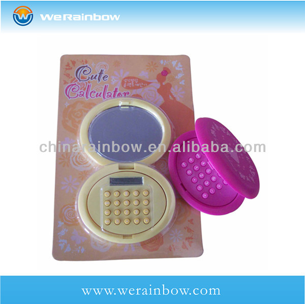 promotional electronic calculator