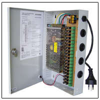 CCTV POWER BOX