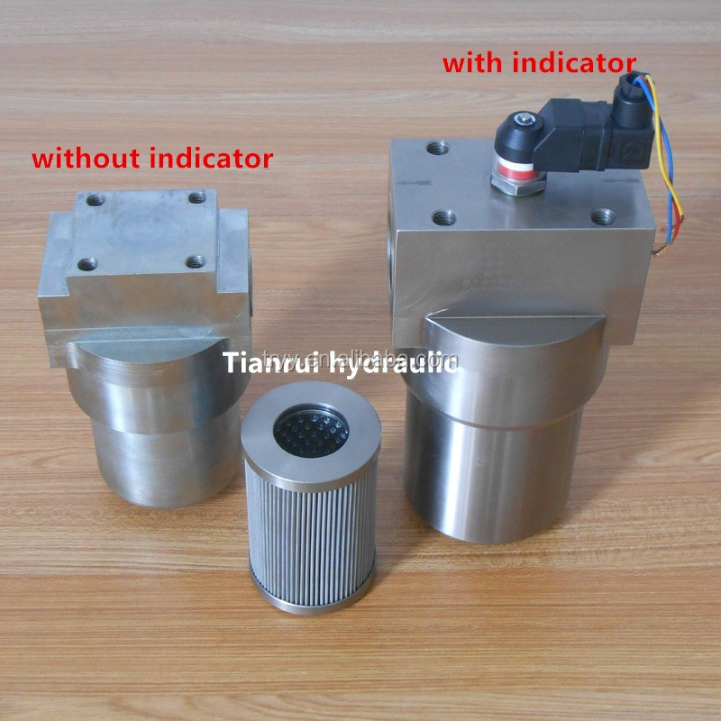 42Mpa YPH Series high pressure inline filter for hydraulic system