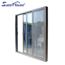 Superhouse modern house and office design As2047 certified indoor sliding doors