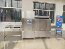 dishwasher work bench/dish washing machine for hotel&restaurant