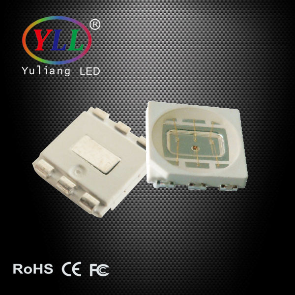Examples manufactured goods chip for 5050rgb smd led ROHS&CE Approval