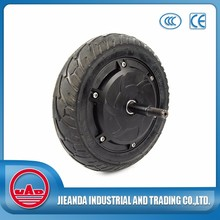 "6"" small cute electric scooter hub wheel motor"