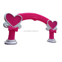 ia025 Oxford Inflatable Wedding Arch Price For Sale
