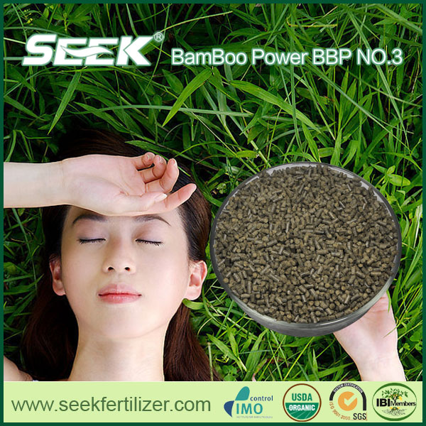 SEEK lawn care organic fertilizer