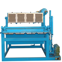 paper recycling good quality rotary paper pulp egg tray machine/Full auto egg tray forming machine egg tray production line