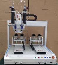 hot selling automatic glue dispensing machine/robot