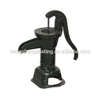 cast iron hand pumps for courtyard
