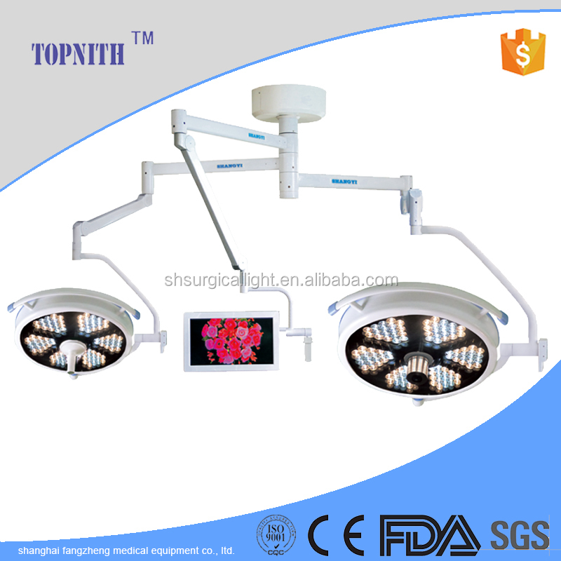 700 500 LED Surgical Light With Camera