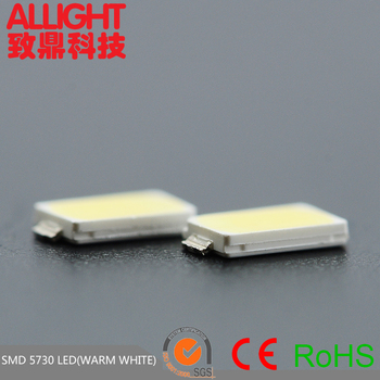 Dongguan 5730 smd led specifications