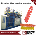Plastic stretcher making machine