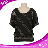 2013 young fashion blouse ladies tops 2013 summer clothing