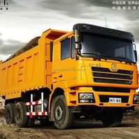 40 ton Shacman Direct Factory Hot Sale 340hp diesel Mining dump truck for sale