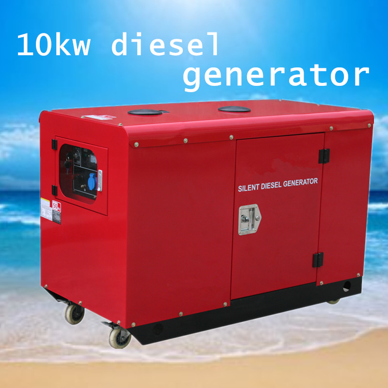 Ce Certified electric generator 10kw