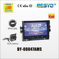 Agricultural Tractor rearview vision system, 7inch AHD digital monitor for reversing safety BY-08047AMS