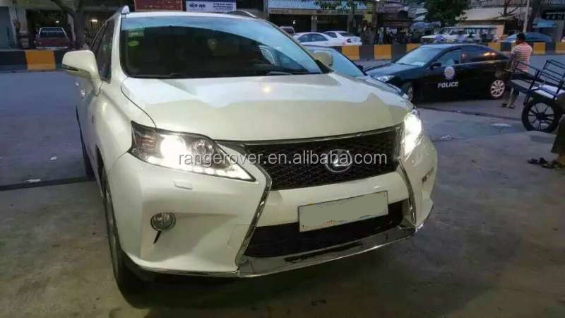 body kit for RX270 upgrade to 2014 RX350 sport style