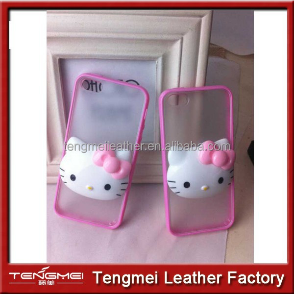 semitransparent Hello Kitty Case For Iphone 5s ,For Iphone 5s case in Alibaba